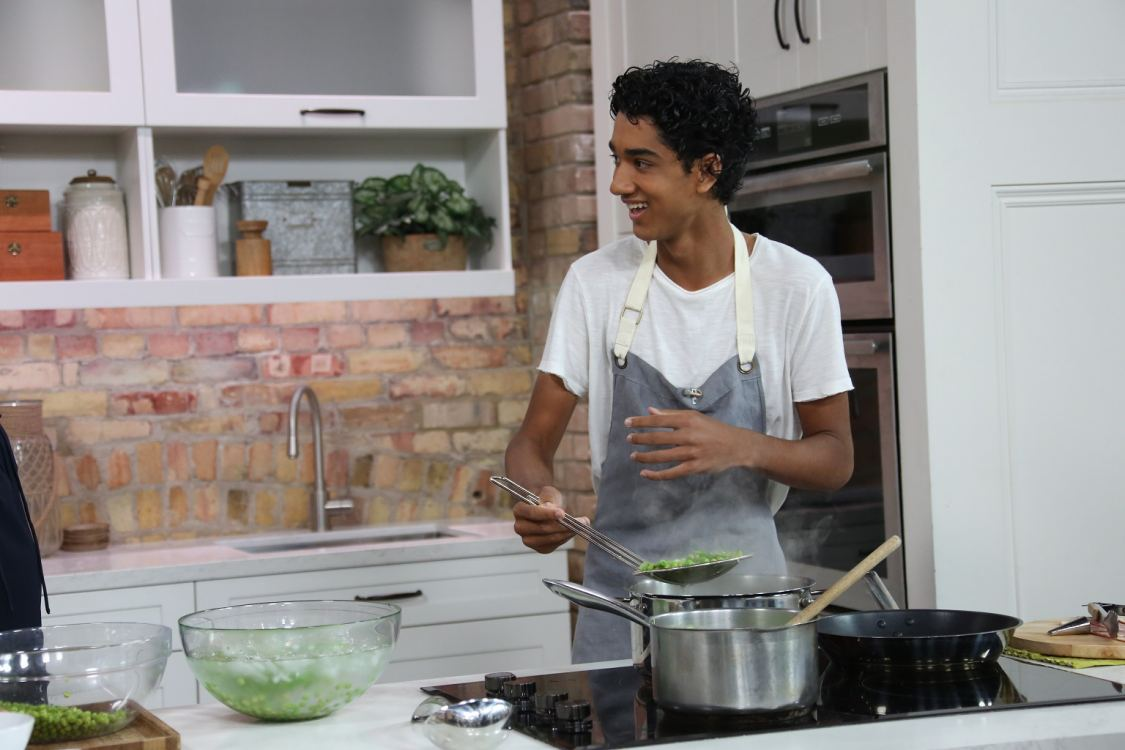 Zac Kara on Marilyn Denis Show