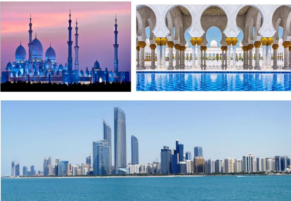 Abu Dhabi has established itself as a world-class cultural venue