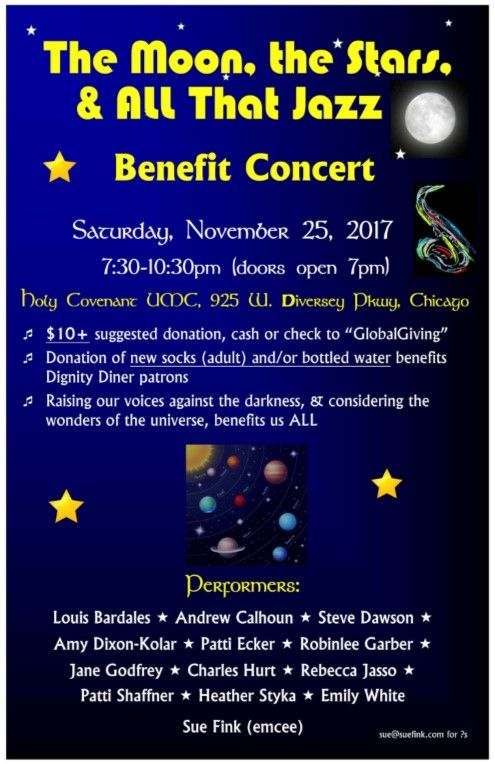 The Moon, the Stars, and All That Jazz (Benefit Concert)