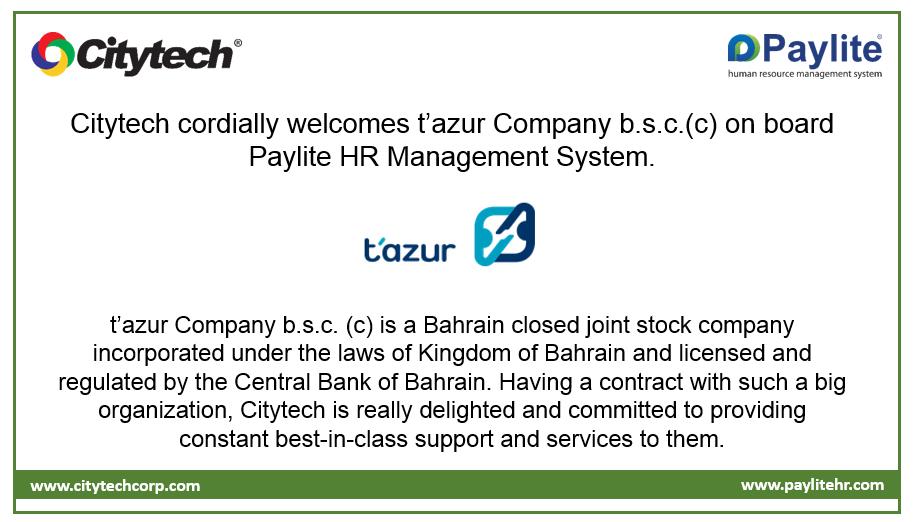 t'azur Company b.s.c. (c)