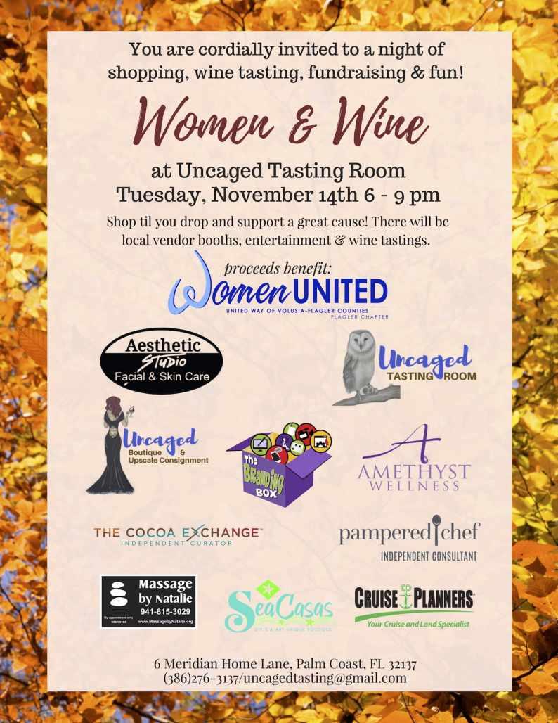 Women & Wine Letter copy