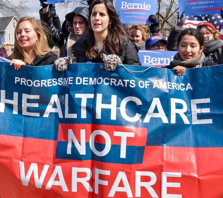 Healthcare, Anti-Trump Passions Sweep Progressives To Victory