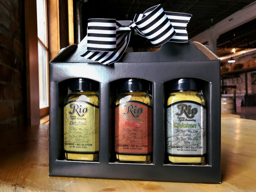 The Rio Seasoning Company 3-Pack Gift Set