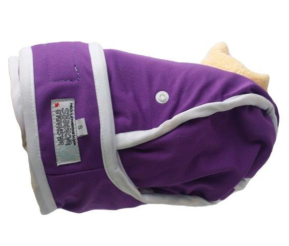 Amputee Dog Diaper to Manage Incontinence