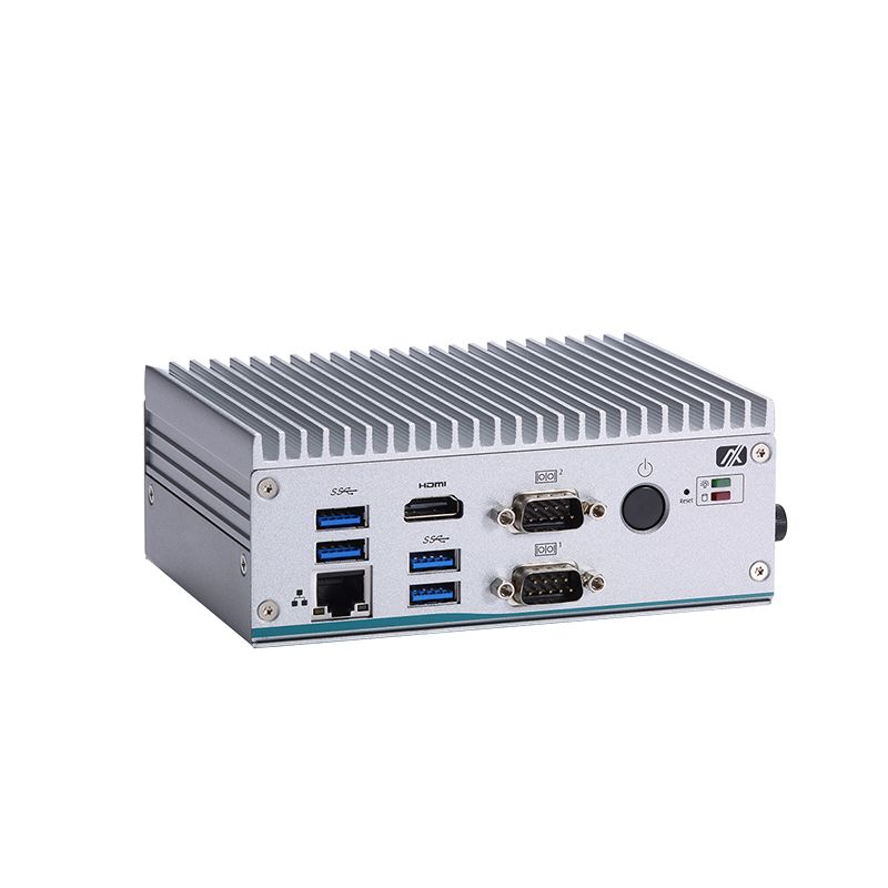 Axiomtek's latest fanless embedded system the eBOX560-512-FL