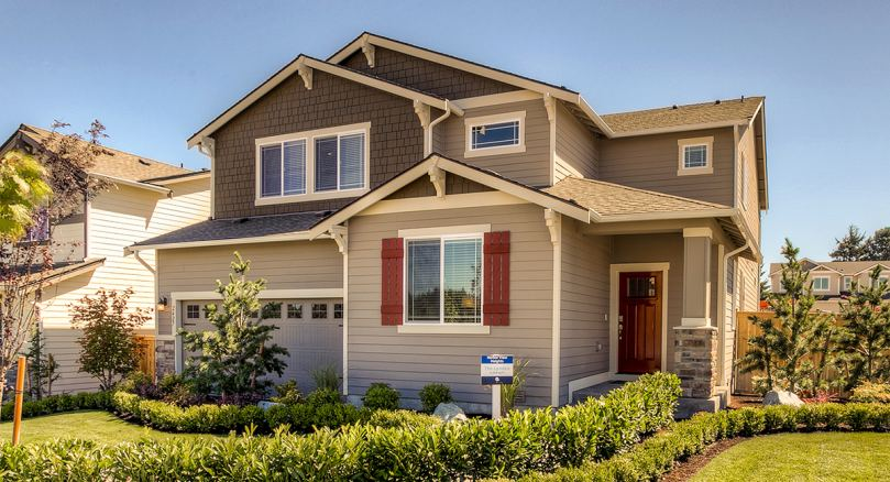 Lennar Berkeley Park at the Tehaleh masterplan is coming soon to Bonney Lake.