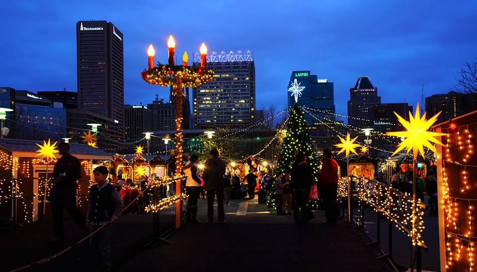 christmas village in baltimore 2017 - Christmas In Baltimore
