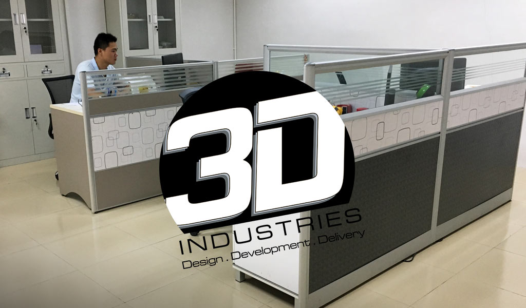 3D Ind - China Offices