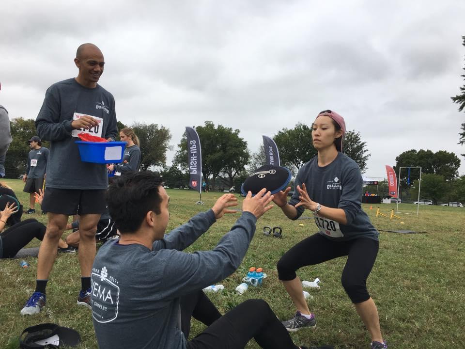 BSA group fitness