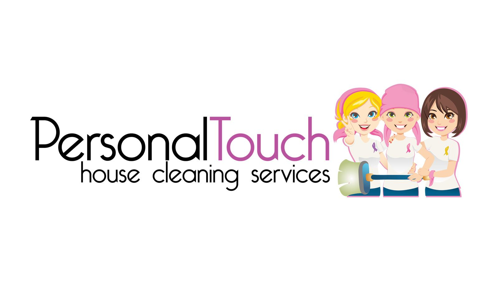 Personal Touch Logo Google Cover