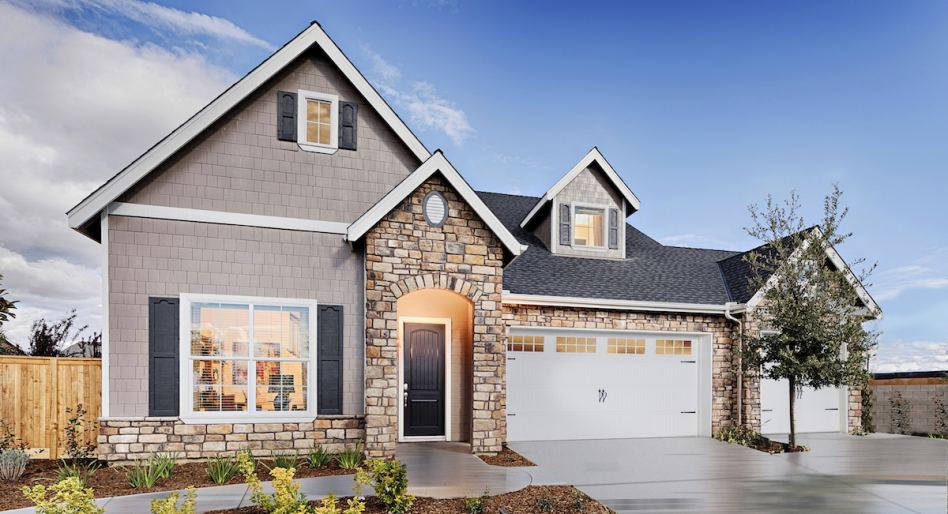 The Cambridge Collection is now selling at Lennar's Silver Oaks.