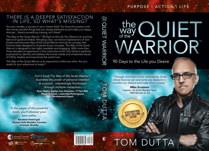 Best Selling Author Tom Dutta