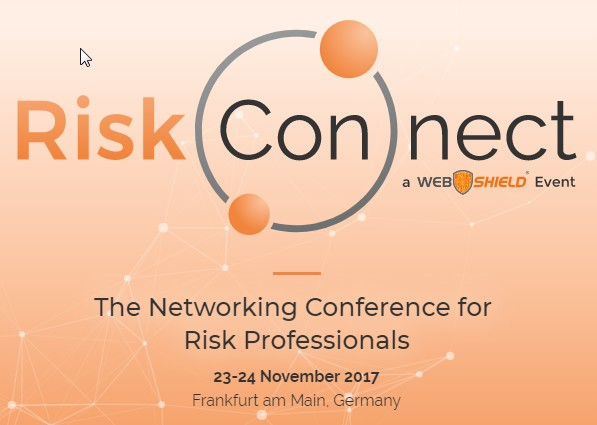 RiskConnect Conference 2017 Frankfurt