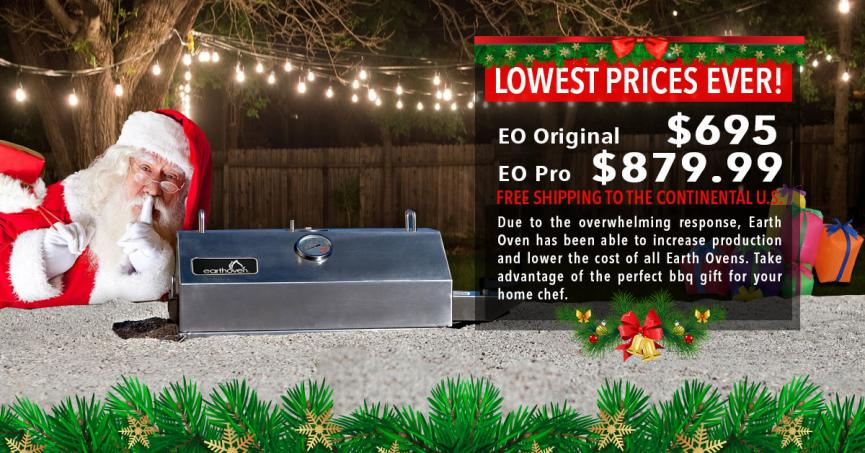 Earth Oven Discount Price