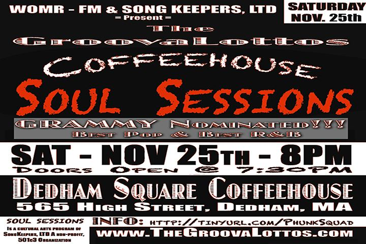 Coffeehouse Soul Sessions