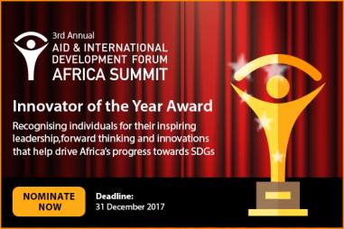 AIDF Innovator of the Year Award