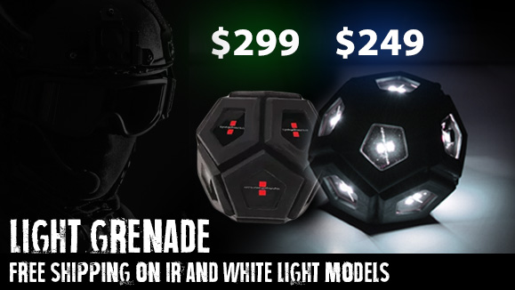 Light Grenade - Black Friday Special