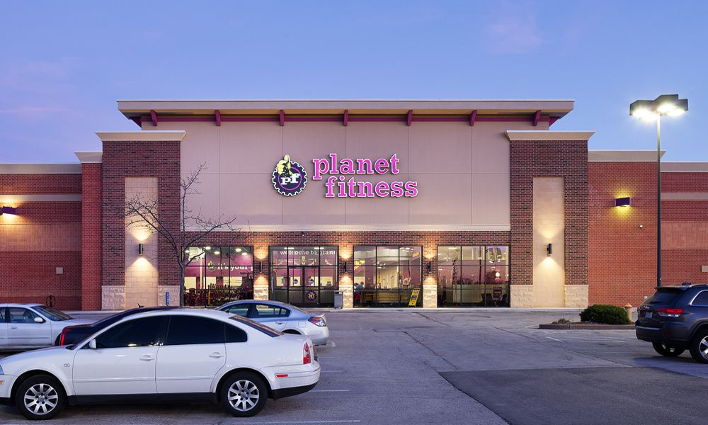 Planet Fitness in Crestwood, Missouri