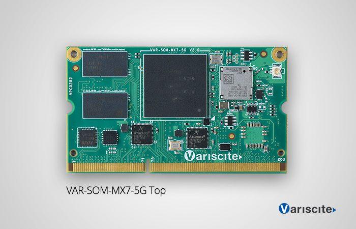 VAR-SOM-MX7-5G Top