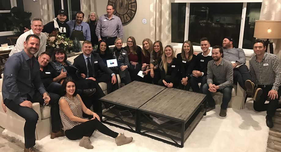 Sonos hosted one of their Playlist Potluck events for Lennar Seattle.