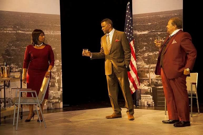 The Billie Holiday Theatre's production of AUTUMN