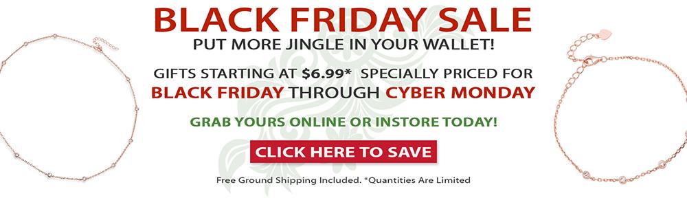Black Friday Jewelry Deals