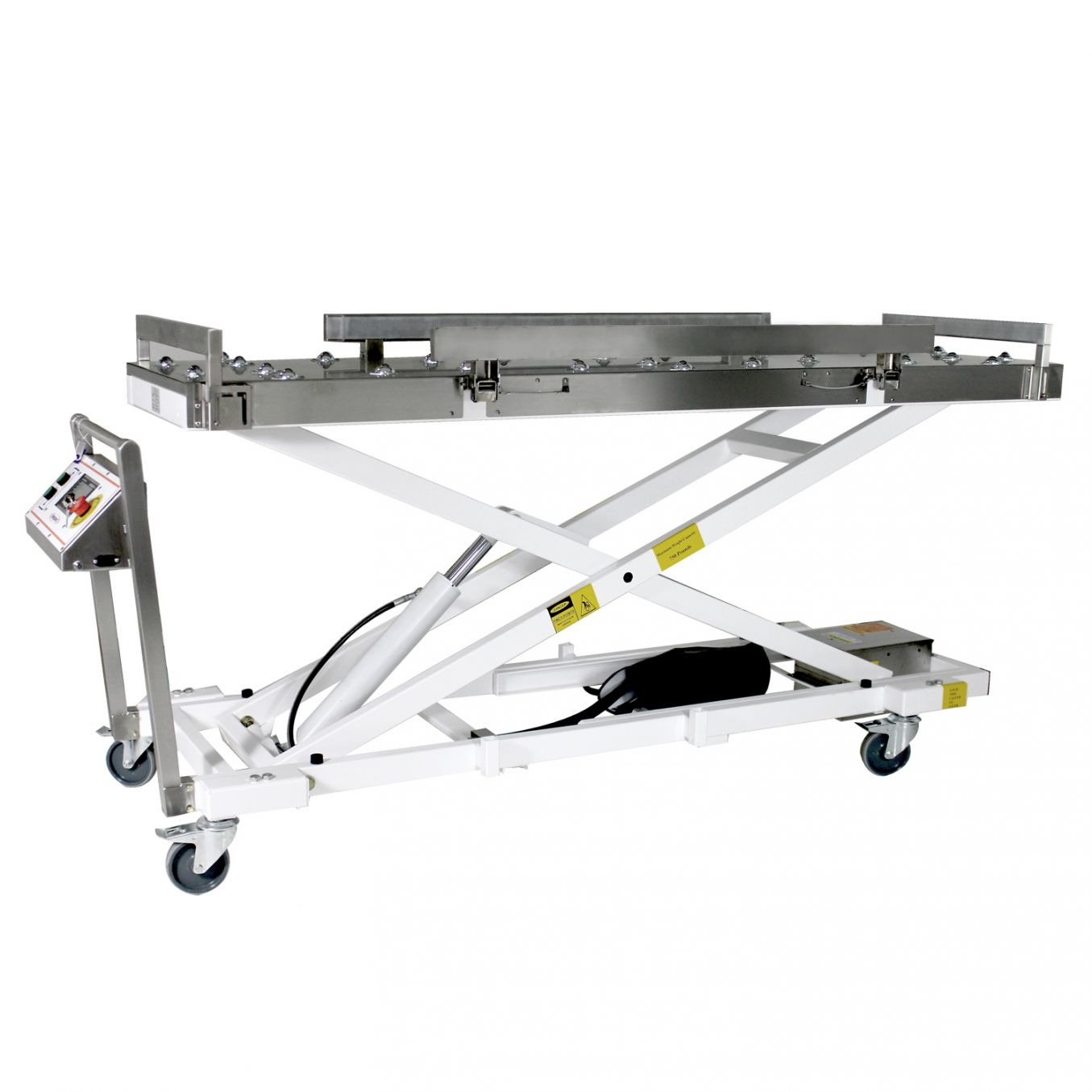 The JD5000 Hydraulic Cadaver Lift