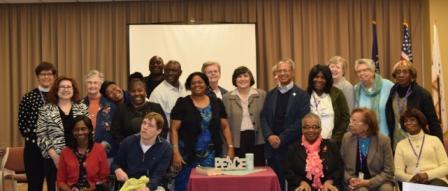 Spiritual Care Visitor Training Graduates