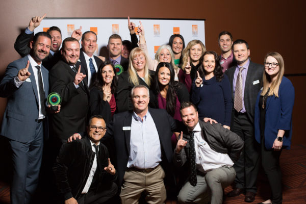 Lennar took home the top award at the National New Home Council event.