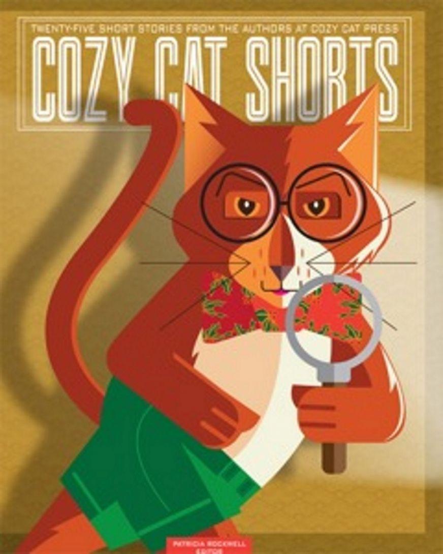 Cozy Cat Shorts