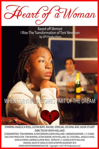 Heart of a Woman Short Film Poster