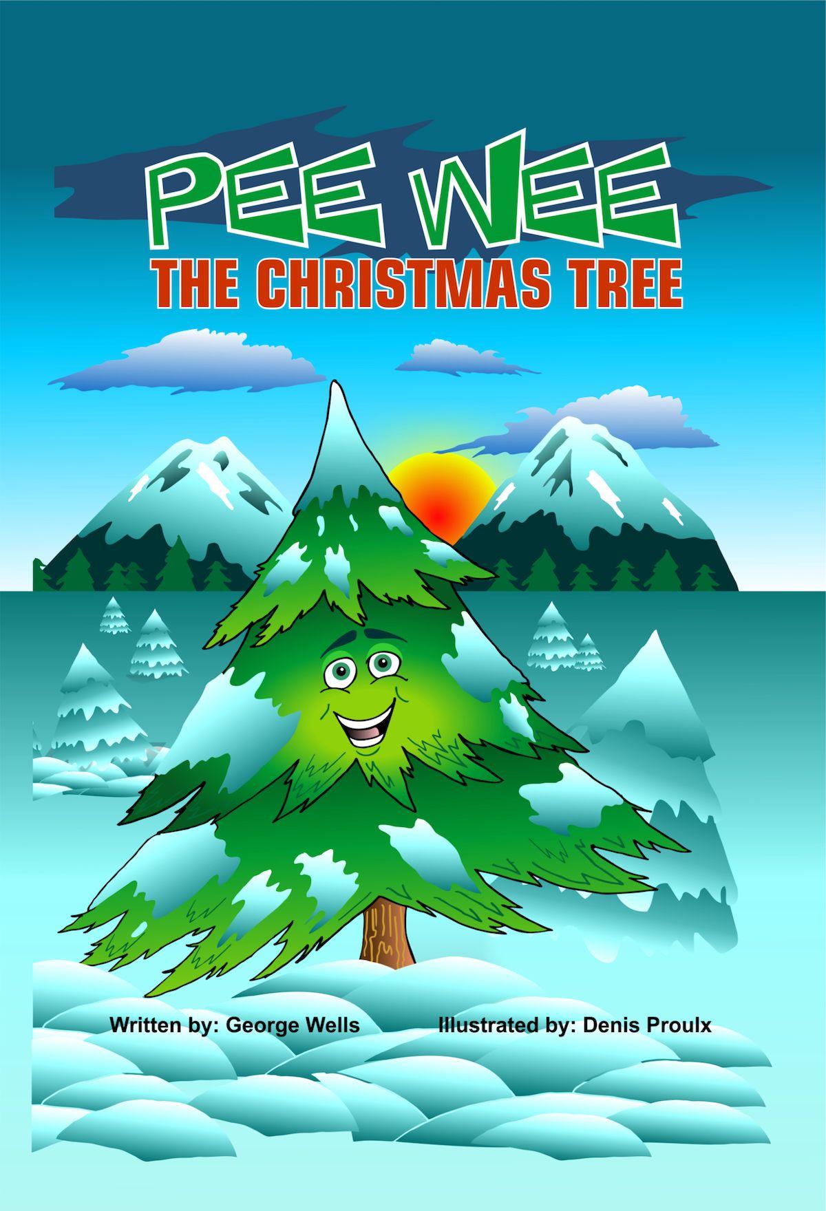 Pee Wee the Christmas Tree