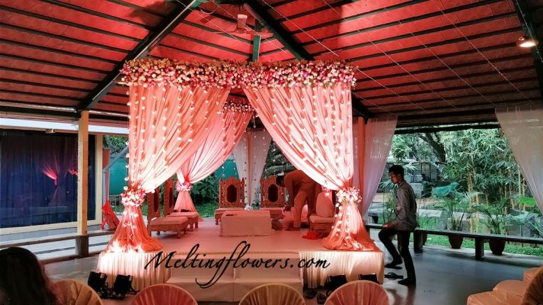 Top 5 Themes Used To Decorate Indian Wedding Mandaps Melting