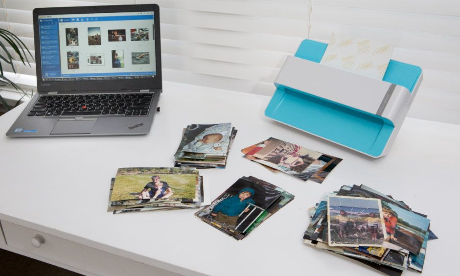 Plustek ePhoto Photo Scanner