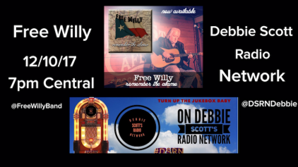 Free Willy On Debbie Scott's Radio Network