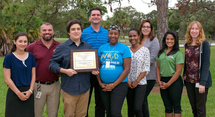 Parks and Recreation Department wins International Marketing Award