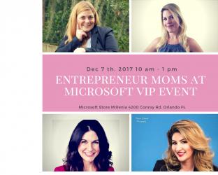 entrepreneur moms microsoft