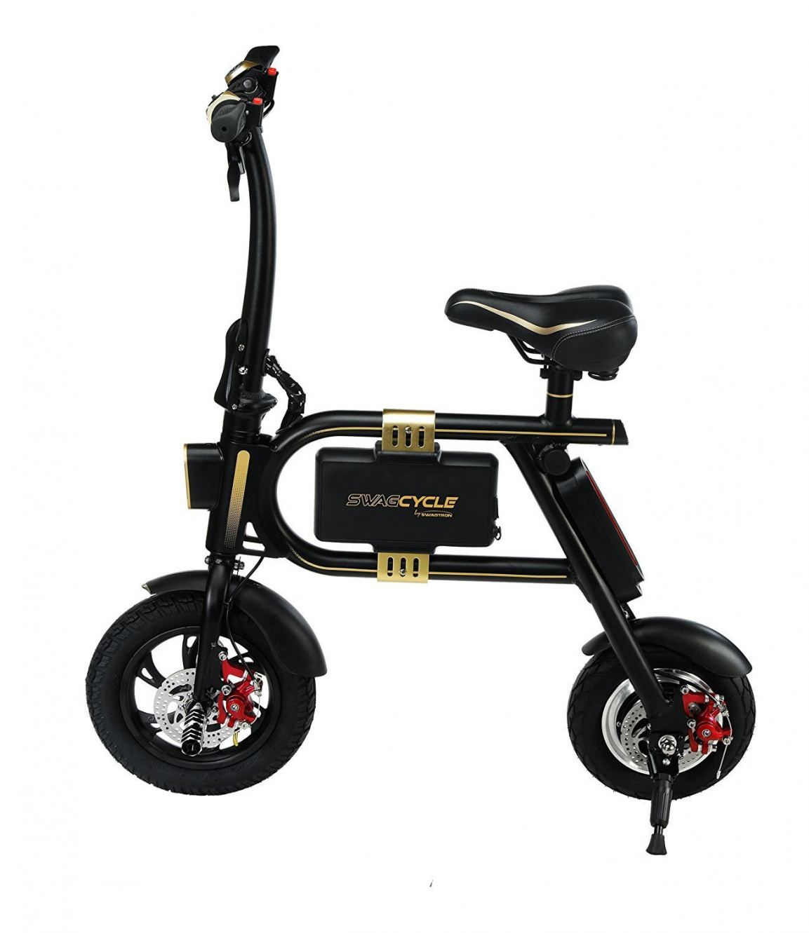 Swagtron S Quot Swagcycle Folding E Bike Quot Has Been Ranked As