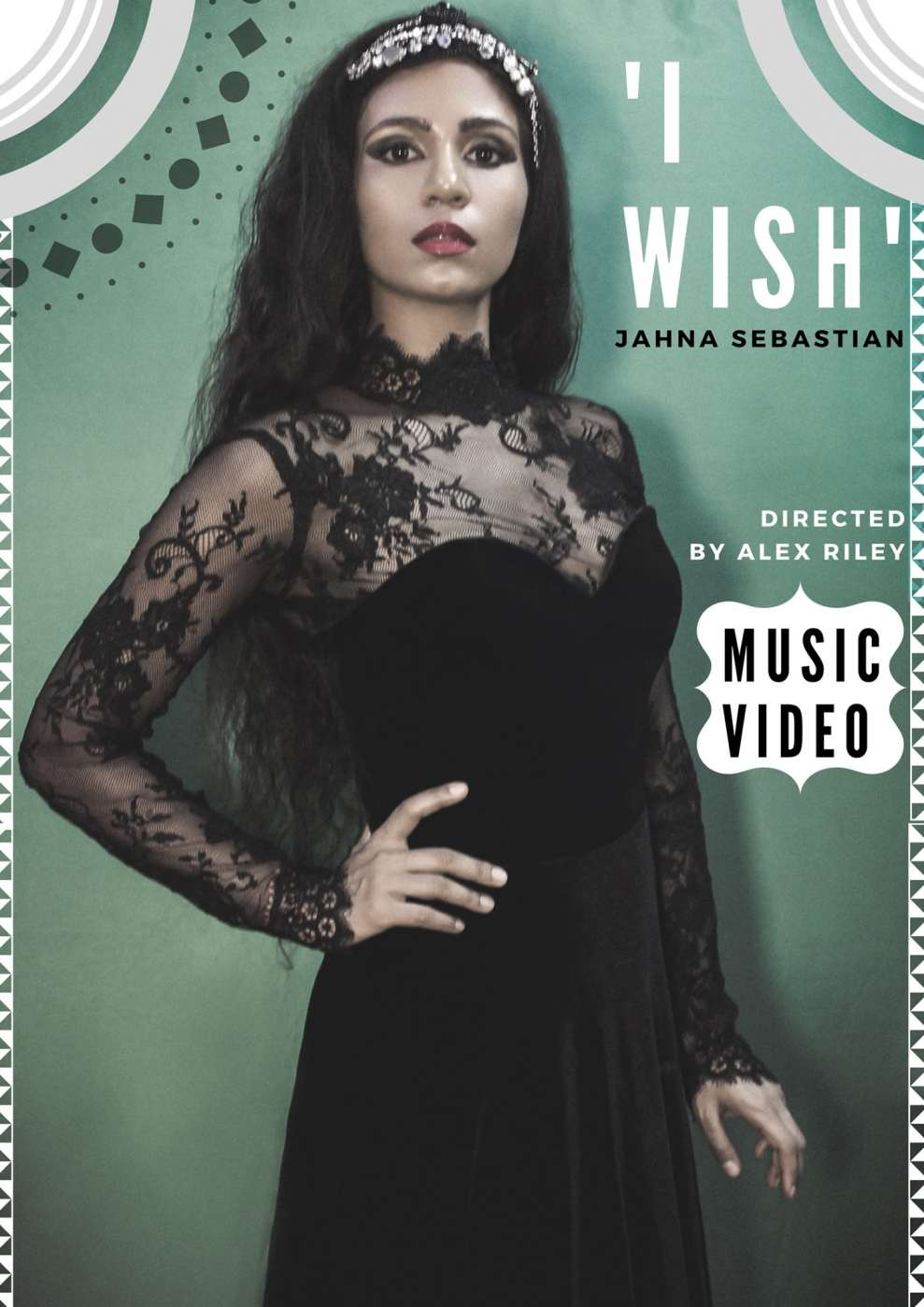 Multi-talented Recording Artist/Music Producer Jahna Sebastian Releases the Visuals to 'I Wish ...