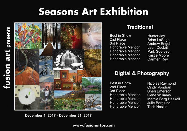 International Seasons Art Exhibition