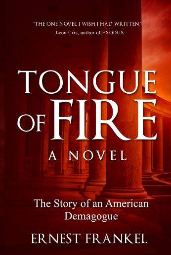Ernest Frankel Re-Publishes Tongue of Fire for Today's Readers