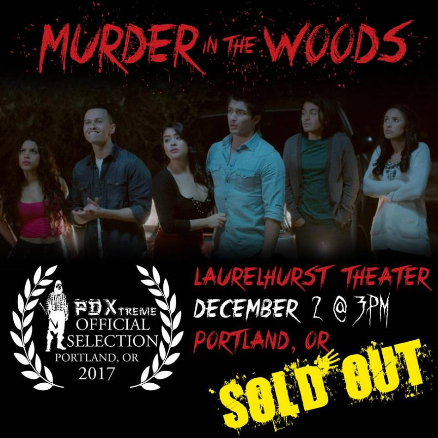 Murder in the Woods at PDXtreme