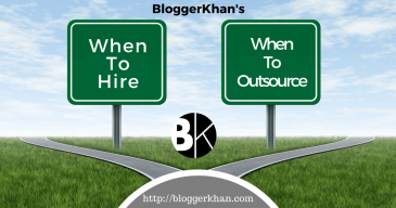 When to Hire and when to Outsource