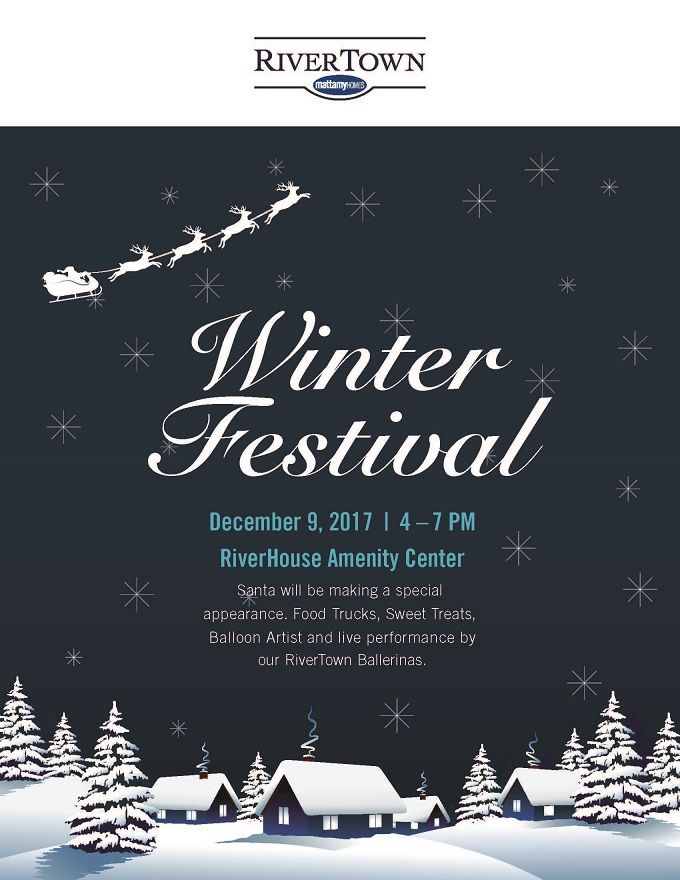 RiverTown Winter Festival