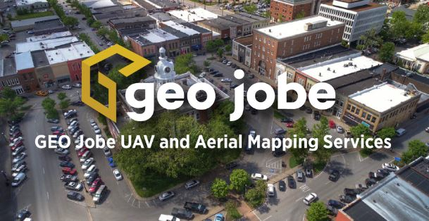 GEO Jobe UAV mapping services