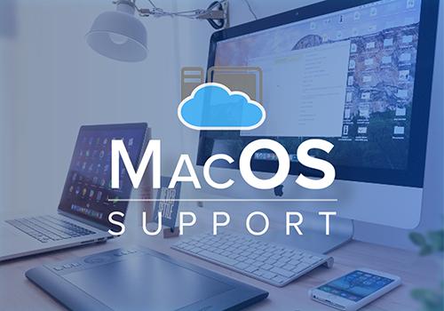 Cloud Management Suite Mac Support