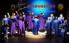 Yvonne Cobbs and the Lorraine Hansberry Theatre Soulful Christmas Gospel Choir