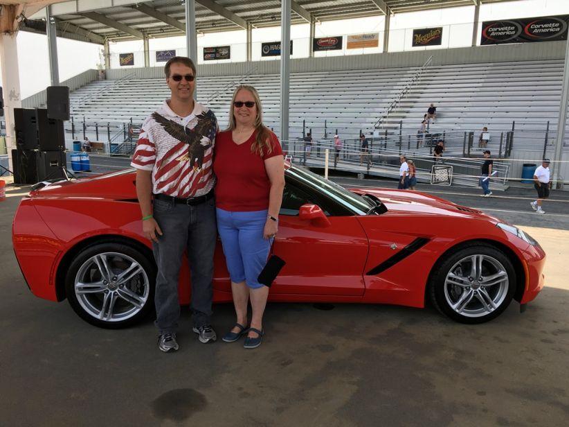 Corvettes at Carlisle - Corvette Giveaway