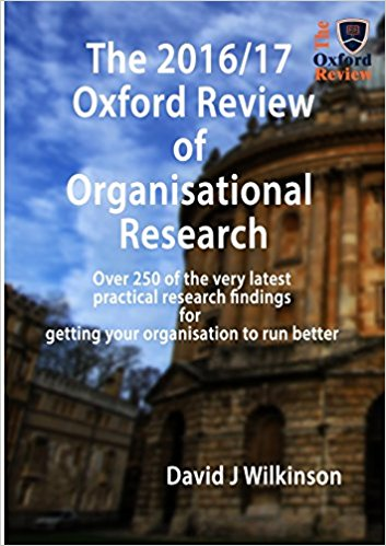 Oxford Annual Review
