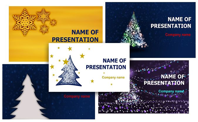 Free-Christmas-powerpoint-templates